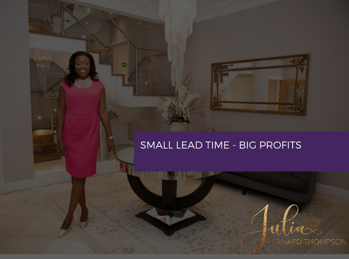 Short lead time, Big Profits: The simplest type of Premium Package to add to your business